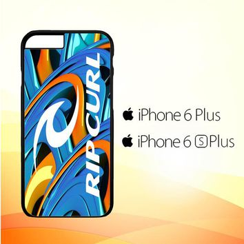 Rip Curl logo Z3299 iPhone 6 Plus|6S Plus Case