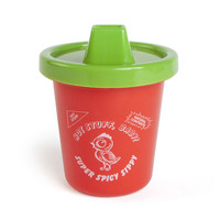 Gamago Sriracha Sippy Cup Red One Size For Women 26455130001