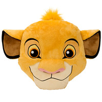 Simba Plush Pillow - 15''