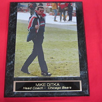 Mens Nike Mike Ditka Navy Blue Chicago Bears Retired Player Limited Jersey