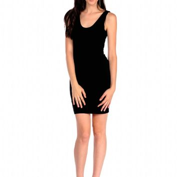 Olivaceous Formfitting Mini Dress