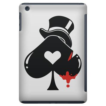 poker hat ace of spades iPad Mini