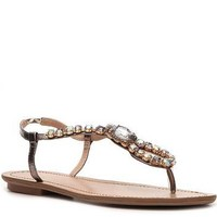Restricted Tap Twice Sandal
