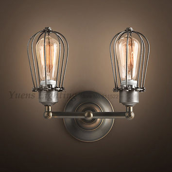 Loft Industrial Wall Lamp