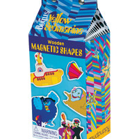 Galison Mudpuppy The Beatles Yellow Submarine Magnetic Shapes