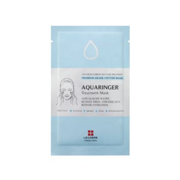 [LEADERS] TREATMENT Mask - AQUARINGER / Intense Hydration