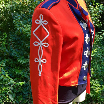 DeMoulin Marching Band Jacket