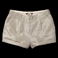 Metallic feel party shorts - Shorts - Scotch & Soda Online Shop