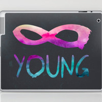 Forever Young II Laptop & iPad Skin by Jacqueline Maldonado | Society6