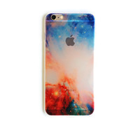 iPhone 6 Plus Case Nebula iPhone 6 Plus Soft Case Universe Stars iPhone 6 Plus Slim Design Case Galaxy 1279