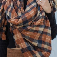 Picture Perfect Blanket Scarf