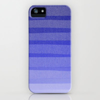Blue Ombre iPhone Case by PrintableWisdom | Society6