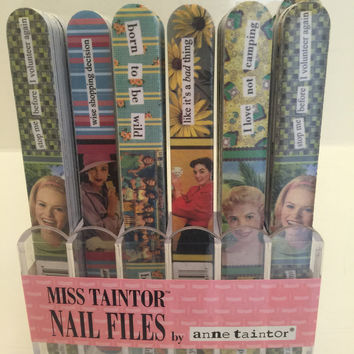 Anne Taintor Nail Files