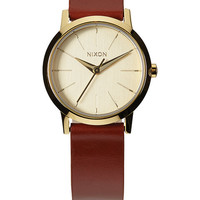 The Kenzi Leather | Women's Watches | Nixon Watches and Premium Accessories