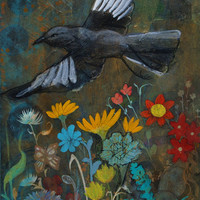 Mockingbird Flies Limited Edition Print