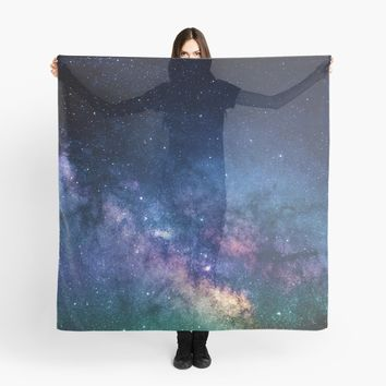 'The Milky Way' Scarf by DesignCats