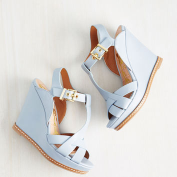 Gallant Show Winner Wedge | Mod Retro Vintage Heels | ModCloth.com