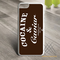 crooks and castles cocaine and caviar Custom case for iPhone, iPod and iPad