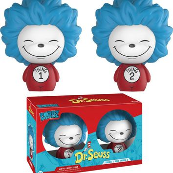 Dr Seuss | Thing 1 & Thing 2 DORBZ [2 PACK]