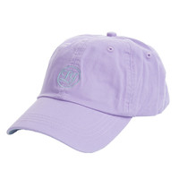 Lauren James Baseball Hat- Lavender
