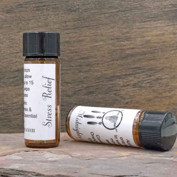Stress Relief Blend Essential Oil Aromatherapy Oil