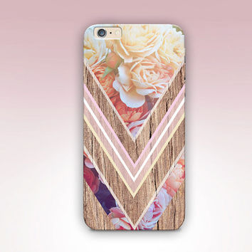 Boho Wood Print Phone Case - iPhone 6 Case - iPhone 5 Case - iPhone 4 Case - Samsung S4 Case - iPhone 5C - Tough Case - Matte Case - Samsung