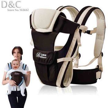 Breathable & Multifunctional Baby Carrier