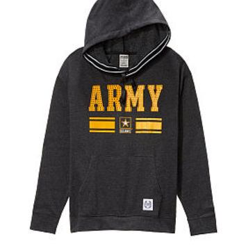 Army Game Day Hoodie - PINK - Victoria's Secret