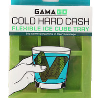 GAMAGO The Cold Hard Cash Ice Tray