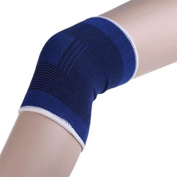 DCCKL72 2pcs Knee Brace Support Leg Arthritis Injury Gym Sleeve Elastic Bandage Pad Knees Protector muscle joints One Size