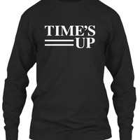 Time's Up Campaign Donation T-shirt