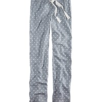 AERIE PRETTY DOT SLEEP PANT
