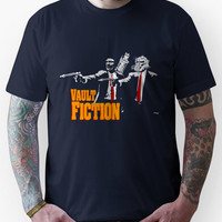 Fallout 3 / New Vegas - Vault Fiction Unisex T-Shirt