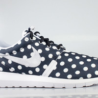 Nike Men's Roshe Run One NM Polka Dot Pack Black