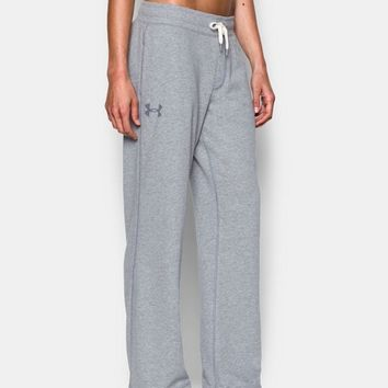 Women's UA Favorite French Terry Slouchy Pant | Under Armour US