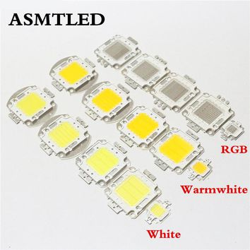 Smart IC High Power LED Matrix For Projectors 10W 20W 30W 50W 100W DIY Flood Light COB LED Diode Spotlight Outdoor Chip Lamp