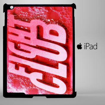 Fight Club A0243 iPad 2, iPad 3, iPad 4, iPad Mini and iPad Air Cases - iPad