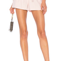 L'Academie The Lou Short in Light Pink | REVOLVE
