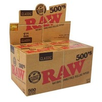 RAW 500's 1 1/4 (Box of 20)
