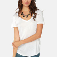 Sweet Simplicity White Top