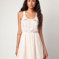 Bershka United Kingdom - Bershka tulle and sequinned dress