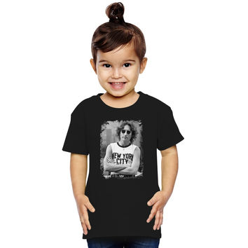 John Lennon New York City Toddler T-shirt