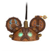 Steampunk Ear Hat Limited Edition Ornament - Leather