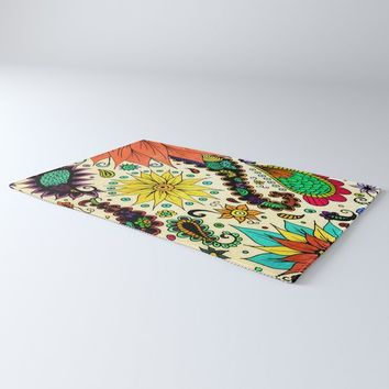 Botanic Rug by duckyb