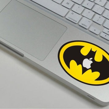 Cool Batman 1-Macbook Wrist decal Mac decal Mac sticker Macbook sticker apple decal iPad iPhone skin = 1927943300