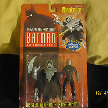 "BATMAN' PHANTASM  ""  NO RESERVE"