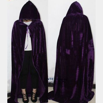 Color  Witch  Cloaks  Medieval  Witchcraft  Capes  Hallo