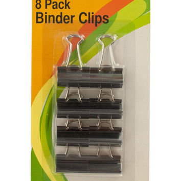 Small Binder Clips: Case of 144