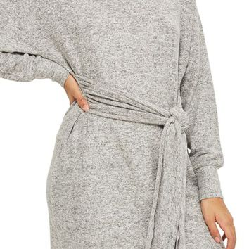 Topshop Cut and Sew Sweater Dress | Nordstrom