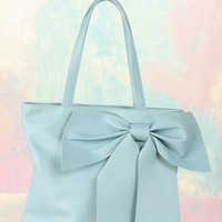 Picture Perfect Bag-Sky